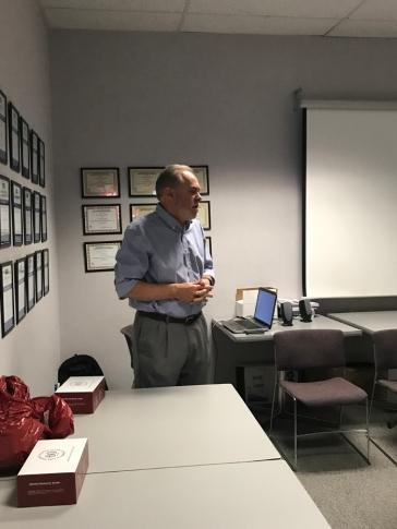 Pueblo Chieftain Managing Editor Steve Henson